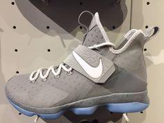 Nike '2015' LeBron 14: Back to the Future Inspired - EU Kicks: Sneaker Magazine