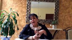 Collar de Flor - tejido a gancho -  Tejiendo con Laura Cepeda