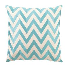 Catherine Pillow in Turquoise