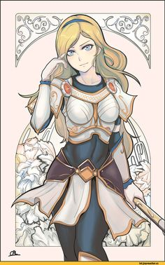 Lux • League Of Legends