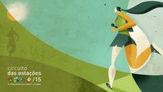 — Illustration for Circuito das Estações 2015...