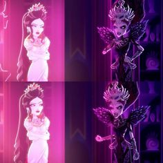 Snow White & the Evil Queen Snow White Evil Queen, Raven Queen, Dragon Games, Ever After High, Por Tv, Disney Cartoons, Monster High, My Little Pony, Youth