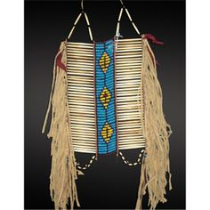 Cheyenne Bone Breastplate