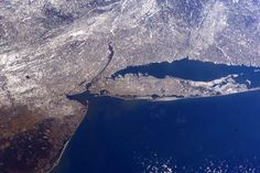 Incredible photos from the International Space Station  Long Island(Photo & Caption: Terry W. Virts, NASA Astronaut