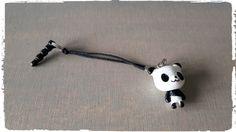 Mobielhanger pandabeer