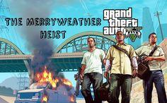 GTA 5 - Mission #32 - The Merryweather Heist