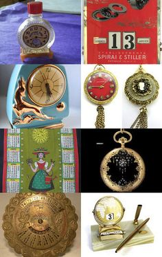 If I Could Save Time in a Bottle by Karen Marlette on Etsy--Pinned with TreasuryPin.com