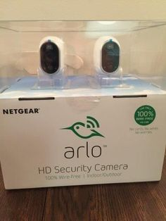 Check Out My New Arlo Home Security Cameras From @BestBuy & @Netgear #ConnectToControl #ad