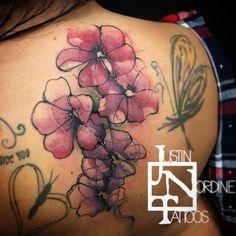 Justin Nordine Tattoos https://www.facebook.com/JustinNordineTattoos @justinnordinetattoos