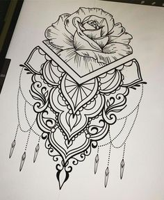 Delicate and beautiful 30 simple mandala tattoo design ideas for women Mandala Tattoo – Top Fashion Tattoos Simple Mandala Tattoo, Mandala Arm Tattoos, Tattoo Henna, Geometric Tattoos, Tattoo Arm, Paisley Tattoos, Tattoo Moon, Lion Tattoo, Henna Art