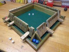 Make a Shut the Box 4 Player Edition Game