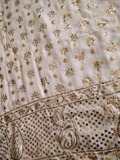 Chikankari Suits - Mukaish work Lucknowi suits - badala and kamadani work Suits Indian Suits, Punjabi Suits, Indian Wear, India Fashion, Suit Fashion, Fasion, Sharara Designs, Chikankari Suits, Embroidery Online