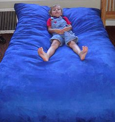 Autism & Special Needs Furniture - Hug Bed and Lounger