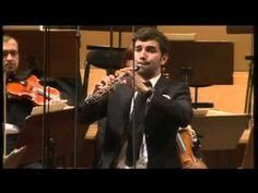 Mozart Oboe Concerto Johannes Grosso Prague 2014 - YouTube