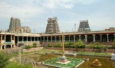 Incredible India: Potramarai Kulam (Meenakshi Amman Temple)  Originally Temple was built in 6th century. In the 14th century, Muslim Commander Malik Kafur plundered the temple and looted it of its valuables.
