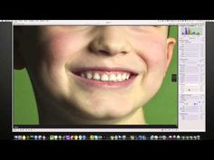 Aperture 3 Tutorial - Teeth Whitening