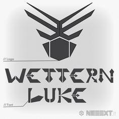 Ideato per raffigurare ciò che è nella mente del proprietario, non aggiungo altro, listen and follow Wettern Luke. #neeext #next #graphic #design #logo #font #music #wetternluke #design #progettazioneerealizzazione