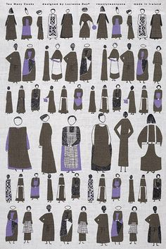 lucienne day - tea towel  Amazing Textile design ^__^