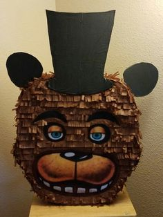 Five Nights At Freddy's Piñata @ My Party Pinatas. LIKE us on Facebook.