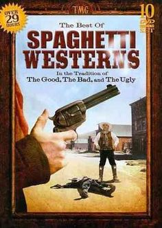This extensive release offers no less than 20 Spaghetti Westerns - gritty cowboy movies produced by Italian, German, and Spanish directors in the '60s and '70s -- including films like SHANGHAI JOE, NO