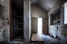 Wales - Denbigh Asylum aka North Wales Hospital. Morgue.