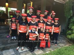 Share A Coke with _________ Cute Group Halloween Costumes, Halloween Kostüm, Diy Halloween Costumes, Teacher Costumes, Fun Group Costumes, Costume Ideas For Groups, Halloween Sewing, Halloween Kleidung, Halloween Disfraces