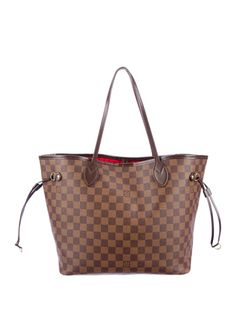 Louis Vuitton Neverfull MM I want this sooooo bad! Graduation present to myself?