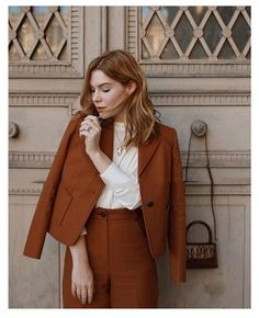 suits for women professional work outfits, suits for women casual chic, suits for women professional interview Suit Fashion, Work Fashion, Trendy Fashion, Fashion Outfits, Fashion Boots, Style Fashion, Fashion Ideas, Fashion Inspiration, Fall Outfits