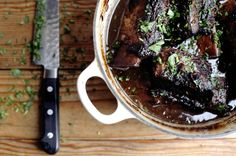 Why You Can't Tell Phyllis Grant Not to Braise, Even in Summer