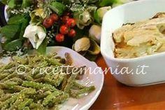 Fagiolini e finocchi gratinati