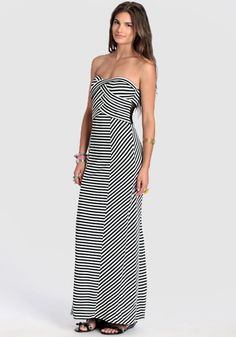 Estranged Maxi Dress