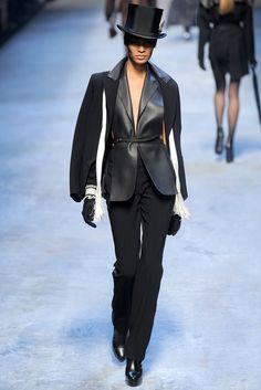 Hermès - Fall 2010 Ready-to-Wear - Look 50 of 54