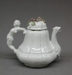 Teapot | German, Dresden | The Met