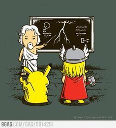 Lightning Lessons