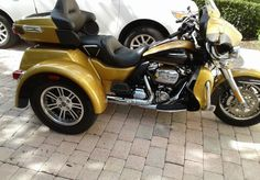 2017 Harley Davidson FLHTCUTG Triglide Ultra Classic for sale in Palm Beach Gardens, TradenetCycles Stock ID C211936Y Custom Trikes For Sale, Used Motorcycles For Sale, Ultra Classic, Palm Beach Gardens, Touring, Harley Davidson, House, Ideas, Used Motorbikes For Sale