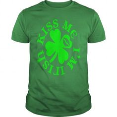 I Love  White Kiss Me I'm Irish Tanks - Women's Longer Length Fitted Tank----EANHXUY Shirts & Tees #tee #tshirt #named tshirt #hobbie tshirts #Tank