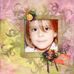 Scrapkit FlowerPower by Jilberts BitsofBytes Pics by kpmelly