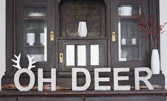 Buchstaben aus Beton basteln - ich zeige euch ein tolles Do It Yourself und die Bastelanleitung für Deko-Buchstaben aus Beton.