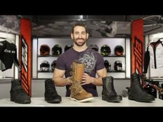 2014 V-Twin Motorcycle Boots Buying Guide at RevZilla.com
