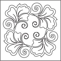 "Angelica - Block #3© 2013 Patricia E. Ritter 12.5"" Block * This design is available in both paper and digital. Please select your preference below. NOTE: All digital designs include the following conversions: CQP, DXF, HQF, IQP, MQR, PAT, QLI, SSD, TXT, WMF and 4QB or PLT. Most designs also include a DWF, GIF and PDF. This pattern was converted by Digitech."