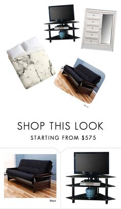"""Untitled #256"" by fiona-riley-moon ❤ liked on Polyvore featuring interior, interiors, interior design, home, home decor, interior decorating and Somette"