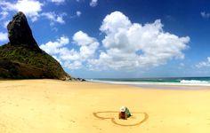 Muito amor por Noronha!!! Dicas de todas as praias da ilha no nosso perfil @trip.laugh.love