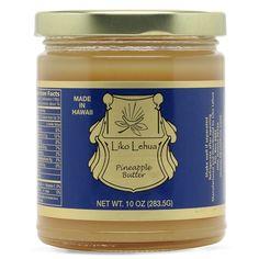 Liko Lehua Pineapple Butter - 10 oz
