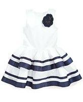 Marmellata Little Girls' Striped Dress