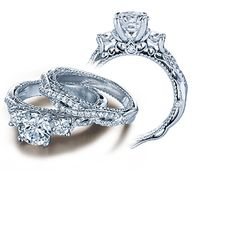 Verragio -- wedding rings and bands of the highest quality!