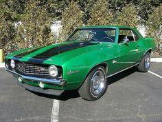 1969 Chevrolet Camaro Z-28 1969 Chevy Camaro, Camaro Z, Modern Muscle Cars, Hot Cars, Vehicles, American, Ss, Motorcycles, Cars