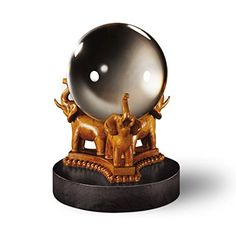 Authentic Divination Crystal Ball Replica from Harry Potter movies. Created by Noble Collection Boutique Harry Potter, Harry Potter Shop, Harry Potter Wizard, Harry Potter Merchandise, Harry Potter Films, Harry Potter Laden, Harry Potter Scarf, Hogwarts Christmas, Small Tins