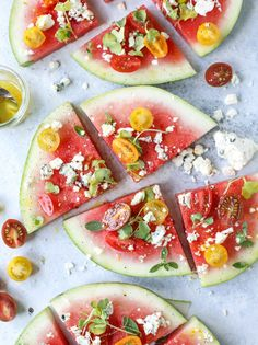 watermelon salad wed