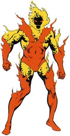 Starbolt - Marvel Comics - Shi'ar Imperial Guard