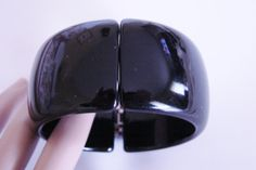 https://www.etsy.com/listing/487373989/wide-chunky-black-lucite-clamper-bangle